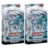 Yugioh 2 X Deck Saga Of Blue Eyes White Dragon Envio Gratis