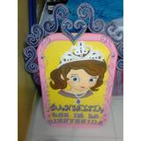 Bienvenido Para Fiesta. Princesa Sofia