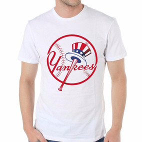Remera New York Yankees Beisbol Deporte Enes Bronx Zoo Envio