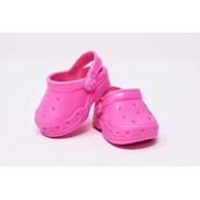 Accesorios Bebes Casita De Muñecas Crocs 323 Envio Full