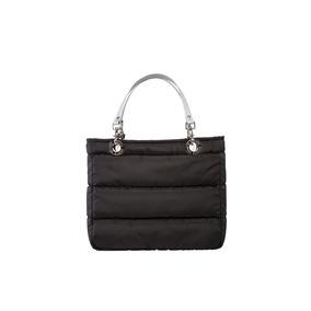 Bolsas Sundar Basica Con Cierre Color Negro Original