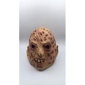 Máscara Freddy Krueger Látex Cosplay Fantasia