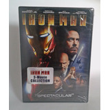 Marvel Iron Man Movie Collection 3 Pack Importacion Dvd