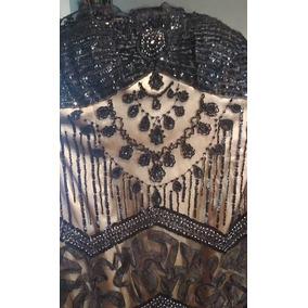 Vestido Encaje Negro Presioso