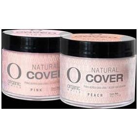 Organic Nail Cover Pink + Peach 50grs * Envío Gratis*