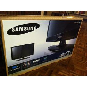 Tv Samsung Lcd 32 Pulgadas Serie 4 Nuevo.