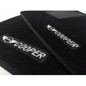 Tapetes Mini Cooper C/porta Malas Personalizado