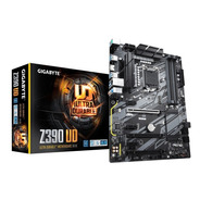 Motherboard Pc Gigabyte Z390 Ud Intel 1151 Ddr4 Usb 3.1 Htg