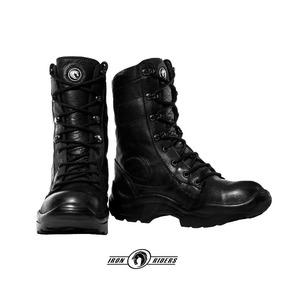 Magnum Magnum Regular - Botas de moto, talla: 38, Color negro