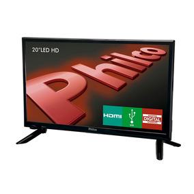 Tv Led 20 Polegadas Philco Ph20m91d Hd Com Conversor Digital