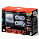 Super Nintendo Mini Original Snes Nueva Americana