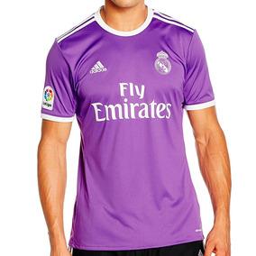 Playera Futbol Soccer Real Madrid Hombre adidas Ai5158