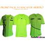Pack 3 Casacas De Arbitro, Referee, Futbol Afa Todoarbitros