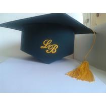 Birretes De Graduación Bordados, Tunicas, Estolas