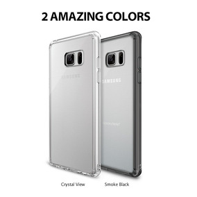 Funda Case Ringke Fusion Samsung Galaxy Note 7 Fe Fan Editio