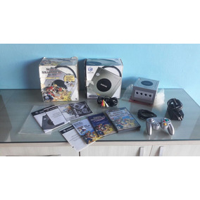 Game Cube Platinum Bundle Set Smash Bros