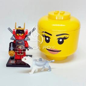 Ninja Go Ninjago Sluban Compatível Com Lego Modelo 6