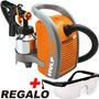 Equipo De Pintar 600w Hvlp C/ Aire Caliente Y Metalico Kld