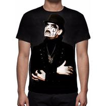 Camisa, Camiseta King Diamond - Estampa Total
