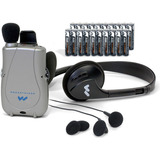 Elite: Pocketalker Ultra W / Auricular Y Dual Libre Earbuds