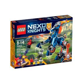 Lego Nexo Knights Cavalo Mecânico De Lance 70312
