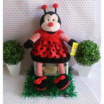 Boneca Joaninha De Pelúcia 45 Cm