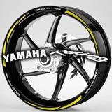 Vinilos Adhesivos Cintas Ruedas Llantas Yamaha