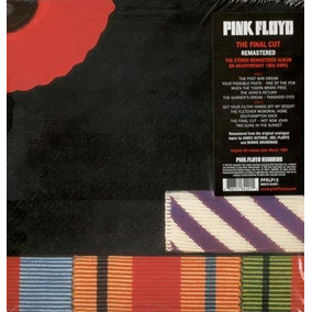 Vinilo The Final Cut - Pink Floyd