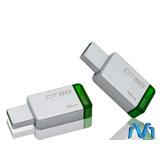 Memoria Usb 3.0 16 Gb Data Traveler 50 Dt50 Kingston Verde