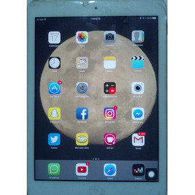 Apple Ipad Air 16gb Liberada..