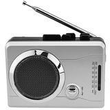 Digitnow! Mini Audio Retro Cassette Player Radio Am / Fm...