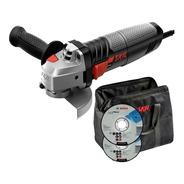 Amoladora Angular 4 1/2 Skil 9004 830w+bolso+2 Dsico Bybosch