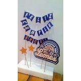 Topper Torta Cake Caketopper Leones Del Caracas Beisbol