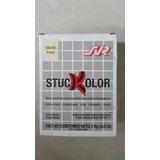 Sellador De Juntas Stuckolor Color Marfil Ivory