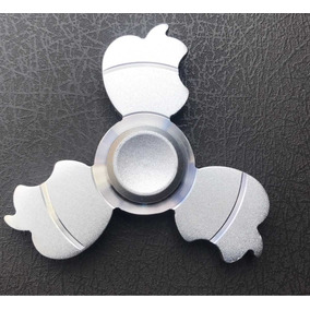 Fidget Hand Spinner Apple. Excelente Calidad. Metal Iphone
