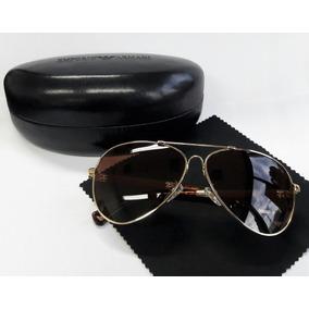 9384fa7944a2c Emporio Armani Ea 4001 - Óculos no Mercado Livre Brasil