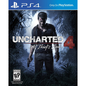 Uncharted 4 Ps4 Jugas Con Tu Perfil