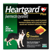 Desparasitante Frontline Heartgad Plus Merial Perro 12-22kg