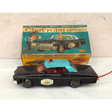 Juguete Antiguo Chevrolet Impala Patrullero Saxo En Caja.