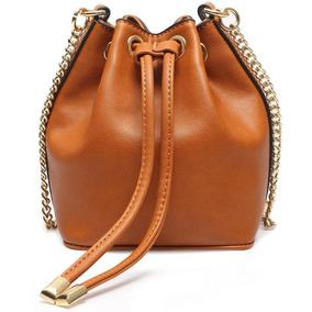 Bolsa Saquinho Mini Bucket Bag Macadamia 01036