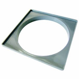 3 Porta Grelha / Caixilho 15x15 Cm