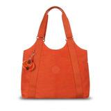 6b339e38f Kipling Addison Cor Rustic Orange no Mercado Livre Brasil