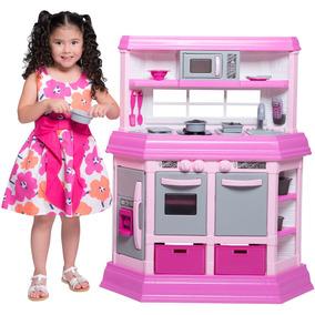 Cocina Con Accesorios Only Girls
