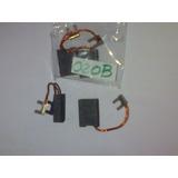 Carbones Carbon 020-b Uso Bosch / Virtutex / B&d Esmeril