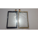 Tela Touch Tablet Multilaser M7 3g / 7 Pol Quad Core Preto