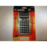Calculadora Cientifica Canon F-710