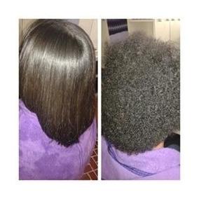 Melhor Progressiva Para Cabelo Afro Kit 2x1000ml #alisa 100%