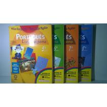 Kit Português Linguagens 5º A 8ª Série Livros Do Professor