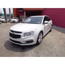 Chevrolet Cruze Lt P 2015 Blanco Galaxia