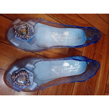 Zapatitos Cenicienta Princesas Disney Store Originales